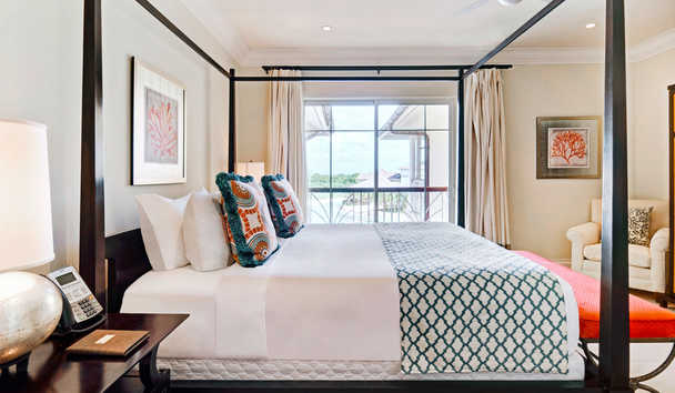 The Landings Resort & Spa by Elegant Hotels: Marina Bedroom