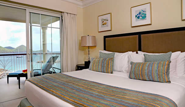 The Landings Resort & Spa by Elegant Hotels: Ocean View Suite