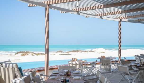 Jumeirah at Saadiyat Island Resort: Mare Mare Restaurant