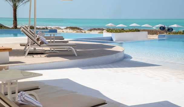 Jumeirah at Saadiyat Island Resort: Pool and Beach Access