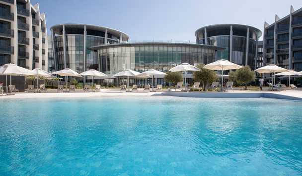 Jumeirah at Saadiyat Island Resort: Main Pool