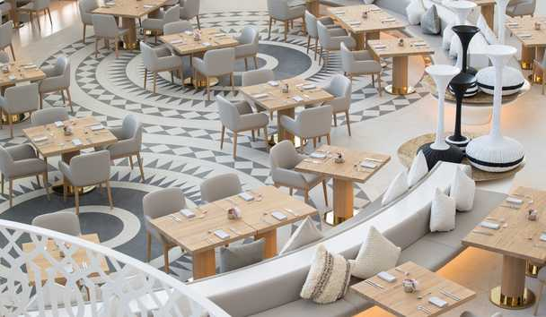 Jumeirah at Saadiyat Island Resort: White Restaurant