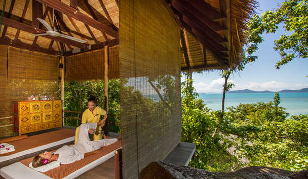 Kamalaya Koh Samui Wellness Sanctuary and Holistic Spa: Spa Treatment