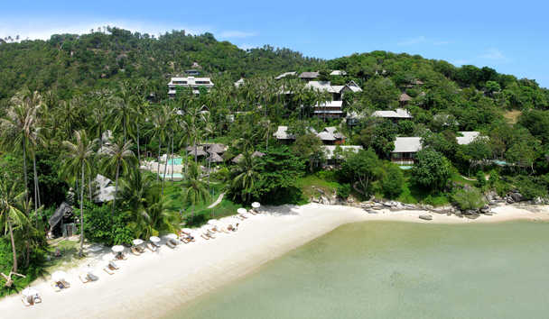 Kamalaya Koh Samui Wellness Sanctuary and Holistic Spa: Beach