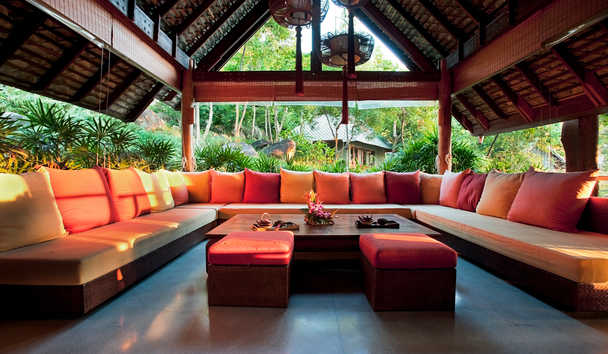 Kamalaya Koh Samui Wellness Sanctuary and Holistic Spa: Alchemy Tea Lounge