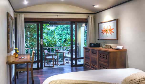 Kamalaya Koh Samui Wellness Sanctuary and Holistic Spa: Hillside Garden View Room