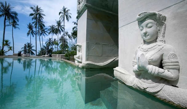 Kamalaya Koh Samui Wellness Sanctuary and Holistic Spa: Lap Pool