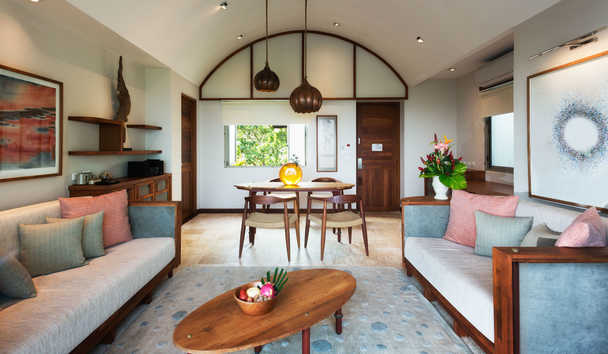 Kamalaya Koh Samui Wellness Sanctuary and Holistic Spa: Penthouse Pool Superior Suite