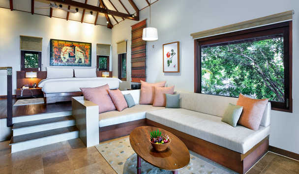 Kamalaya Koh Samui Wellness Sanctuary and Holistic Spa: Villa Sea View