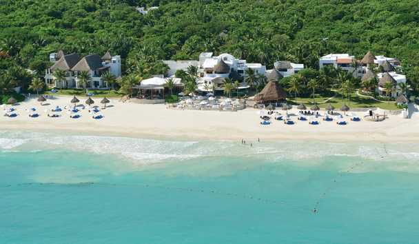 Belmond Maroma Resort & Spa: Beach
