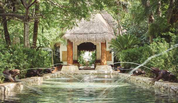 Belmond Maroma Resort & Spa: Lobby