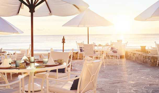 Belmond Maroma Resort & Spa: Al Fresco Dining