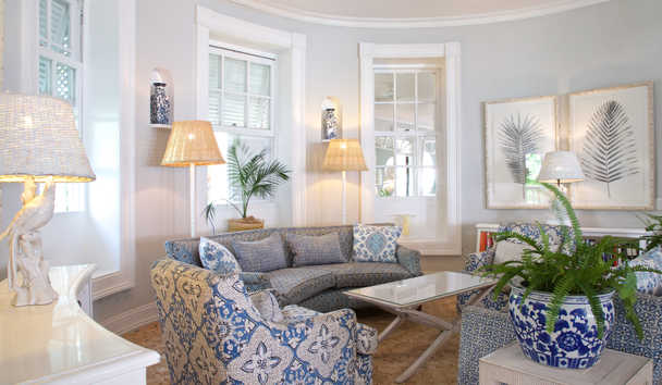 Cobblers Cove: Drawing Room