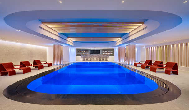 Parklane, a Luxury Collection Resort & Spa: Parkfit Indoor Pool