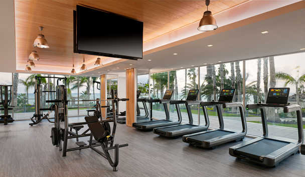 Parklane, a Luxury Collection Resort & Spa: Gym