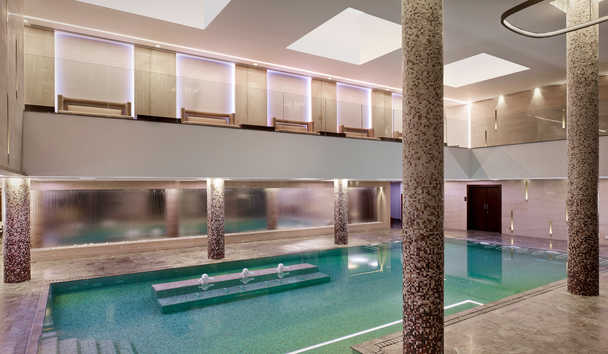 Parklane, a Luxury Collection Resort & Spa: Kalloni Spa