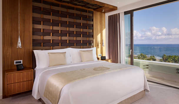 Parklane, a Luxury Collection Resort & Spa: Panoramic Suite Sea View