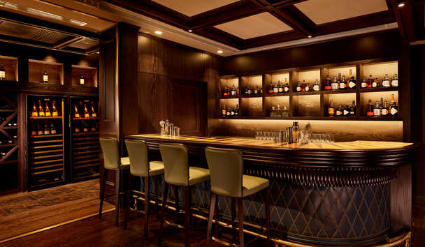 Parklane, a Luxury Collection Resort & Spa: The Grill Room