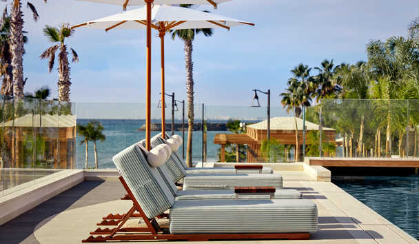 Parklane, a Luxury Collection Resort & Spa: Lifestyle Pool - Adults Only