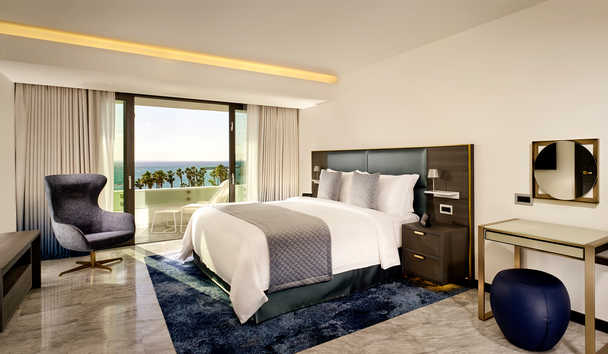Parklane, a Luxury Collection Resort & Spa: Lifestyle Suite Sea View