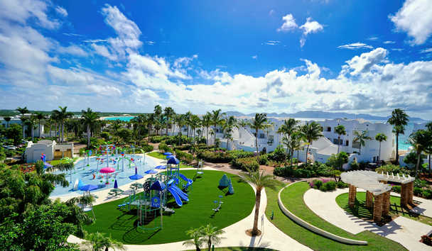CuisinArt Golf Resort & Spa: Splash Pad