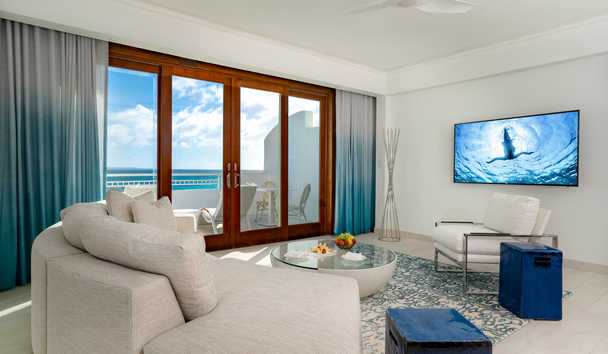 CuisinArt Golf Resort & Spa: Beachfront Two Bedroom Suite