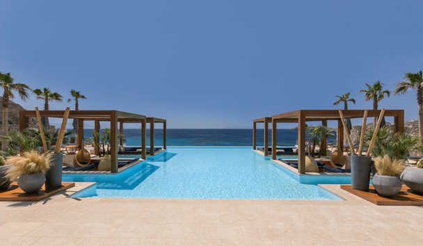 Santa Marina, A Luxury Collection Resort, Mykonos: Oasis Pool & Lounge
