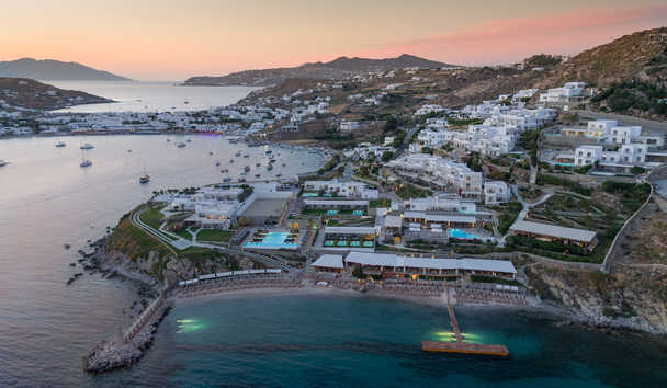 Santa Marina, A Luxury Collection Resort, Mykonos: Aerial View