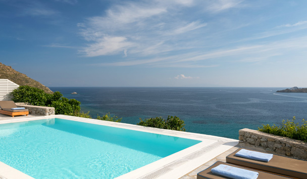 Santa Marina, A Luxury Collection Resort, Mykonos: Villa Ruby