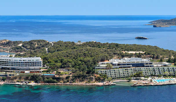Four Seasons Astir Palace Hotel Athens: Aerial View