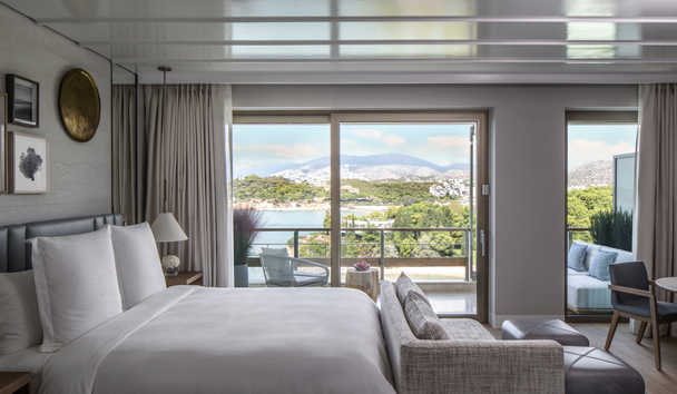 Four Seasons Astir Palace Hotel Athens: Arion Sea View Room