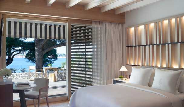 Four Seasons Astir Palace Hotel Athens: Bungalow Sea View