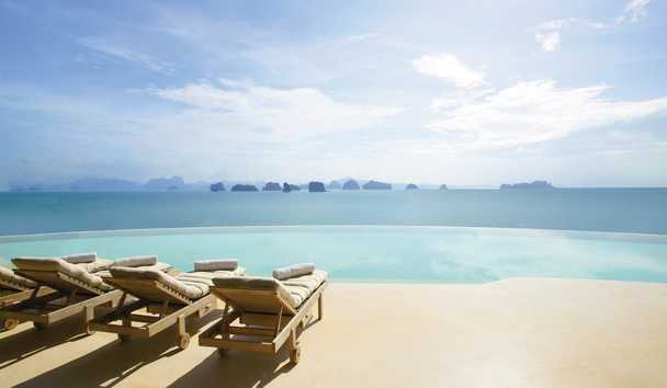 Six Senses Yao Noi: Main Pool