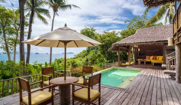 Six Senses Yao Noi: Beachfront Pool Villa
