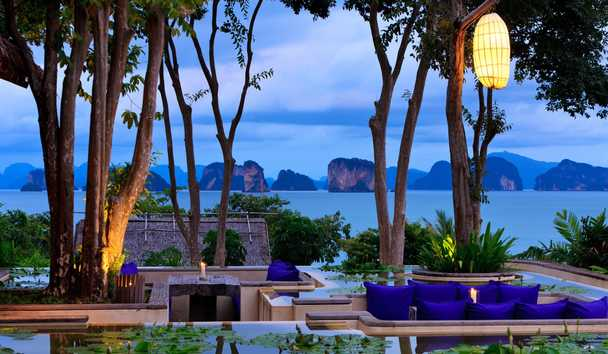 Six Senses Yao Noi: View From The Den