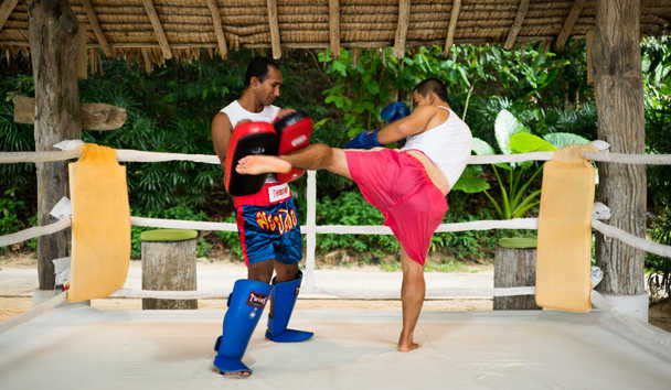 Six Senses Yao Noi: Muay Thai