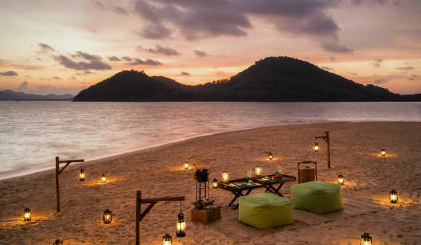 Six Senses Yao Noi: Sunset Barbecue