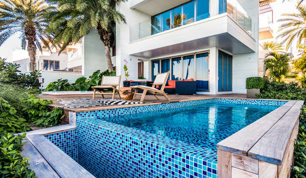 Hodges Bay Resort & Spa: Townhouse Plunge Pool