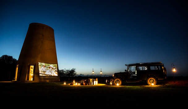 Segera Retreat: Outdoor Cinema