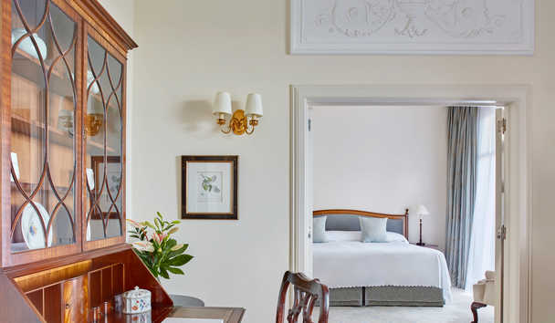 Belmond Reid's Palace: Garden Junior Suite