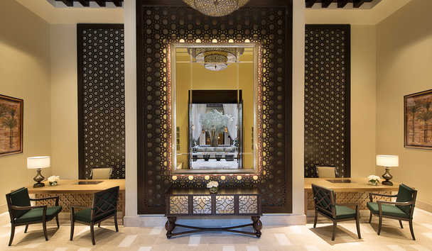 The Ritz-Carlton Ras Al Khaimah, Al Wadi Desert: Reception