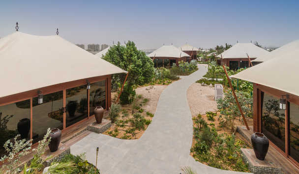 The Ritz-Carlton Ras Al Khaimah, Al Hamra Beach: Resort Accommodation