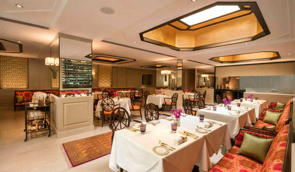 The Oberoi, New Delhi: Omya Restaurant