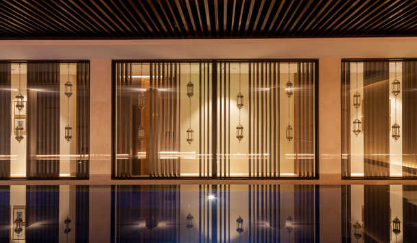 The Oberoi, New Delhi: Spa Pool