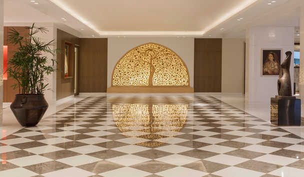 The Oberoi, New Delhi: Lobby