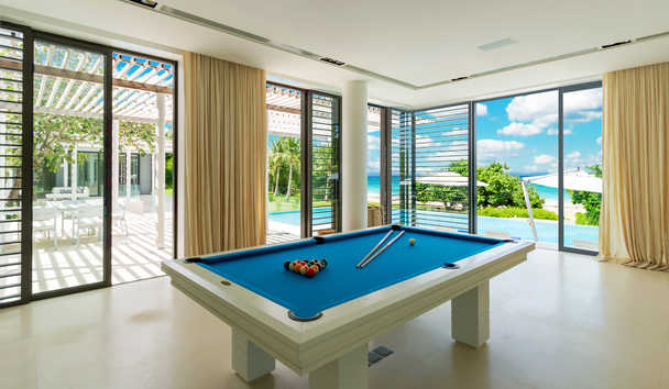 Villa Verai: Games Room