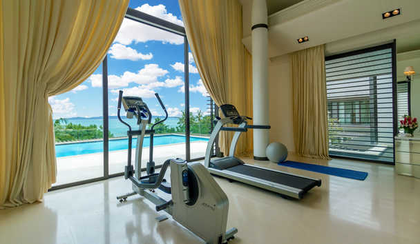 Villa Verai: Fitness Room