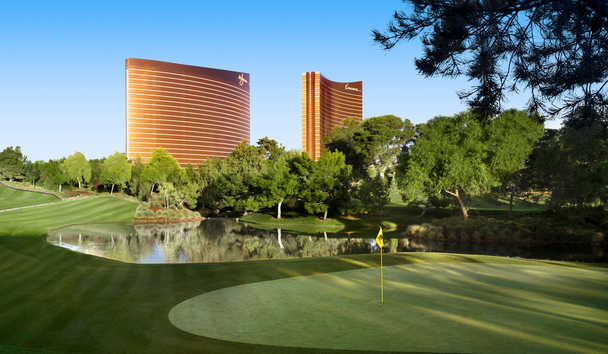 Wynn Las Vegas: Golf Course