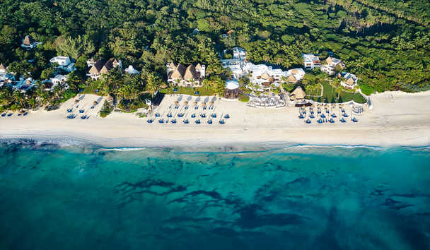 Belmond Maroma Resort & Spa: Aerial View