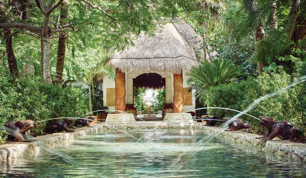 Belmond Maroma Resort & Spa: Spa